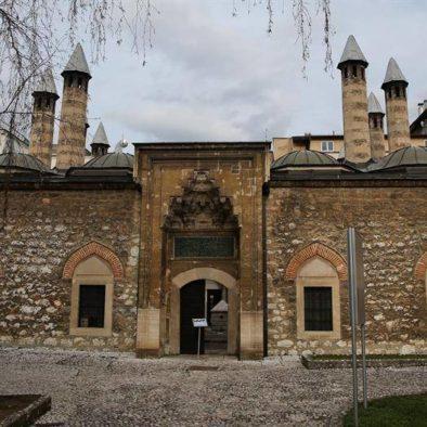 Kuršumlija medresa - muzej Gazi Husrev-beg