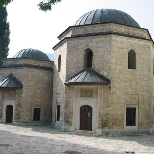 Gazi Husrev-begovo i Murat-begovo turbe