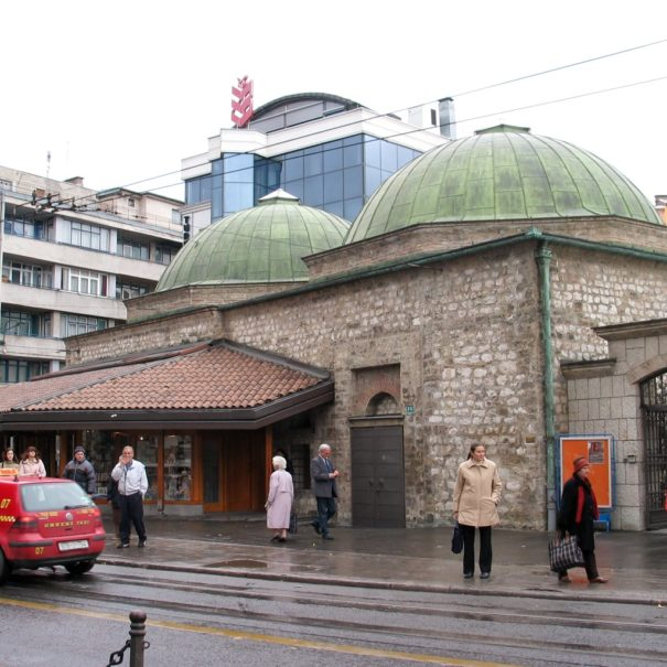 Ghazi Husrev-bey's hamam