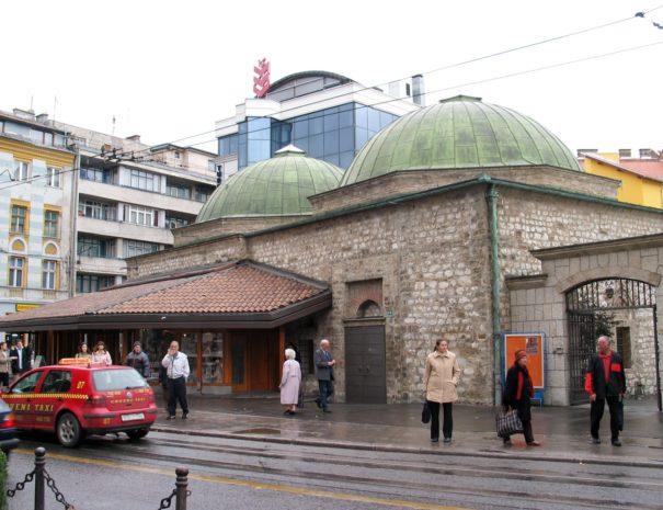 Gazi Husrev-begov hamam