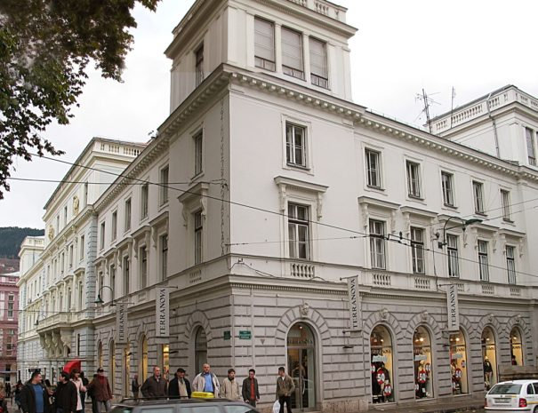 Ghazi Husrev-bey's Palace