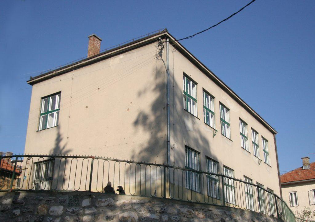 Zgrada Gazi Husrev-begovog mekteba u ulici Ćemerlina