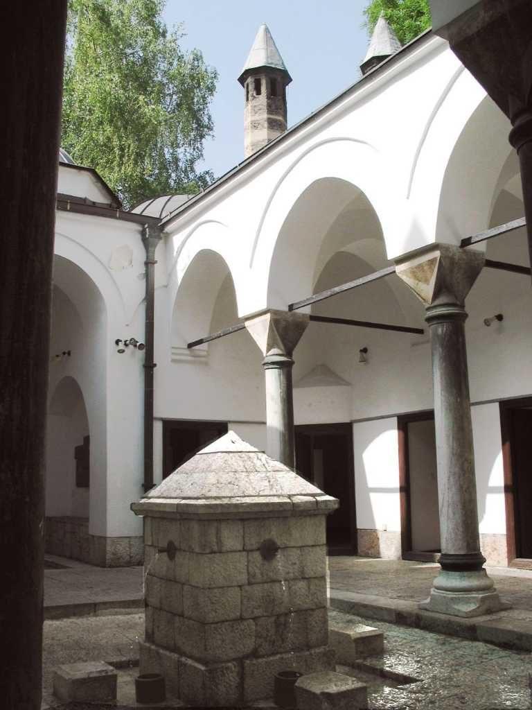 Muzej Gazi Husrev-beg unutrašnjost