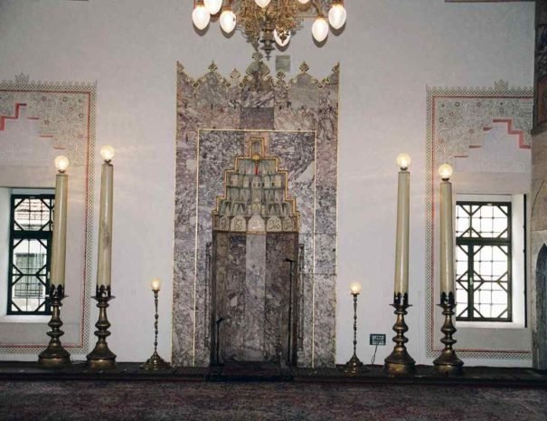 Mihrab Gazi Husrev-begove džamije