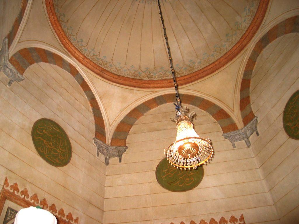 Dekoracija vijenca ispod kubeta