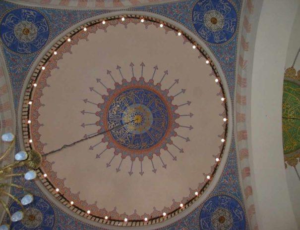 Dekoracija Gazi Husrev-begove džamije